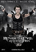 Resdient Evil 5 Retribution Tv Spot